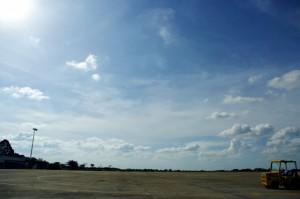 ダナン空港 1533